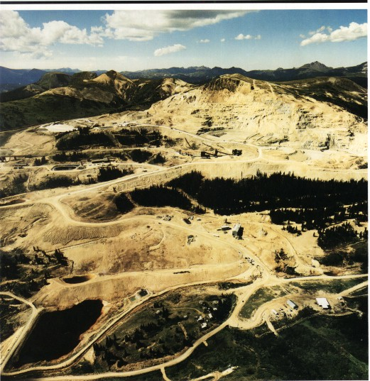 Landscapes and Water (GEOG 1011): Summitville Mine Disaster